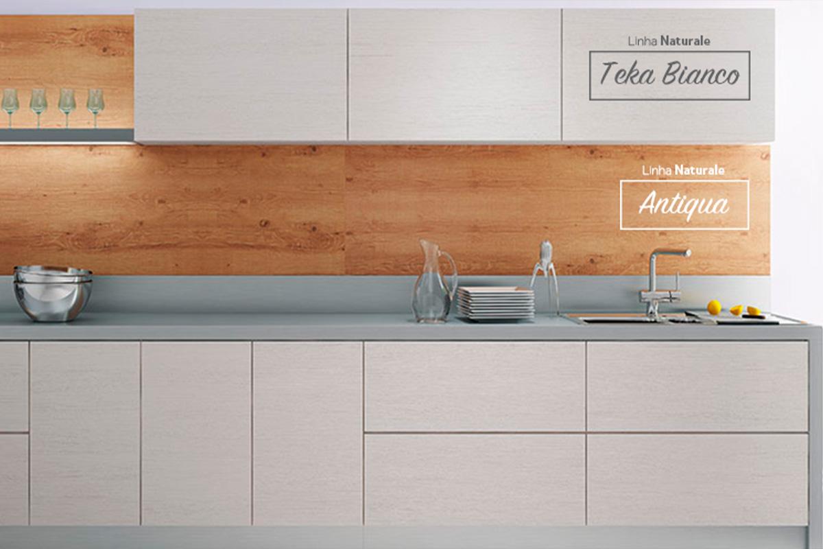 Cozinha Planejada Linear Interiores